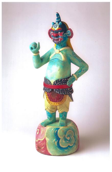 Lokapala Replica statue
