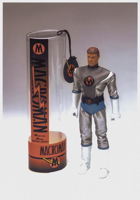 Macro Man Toy