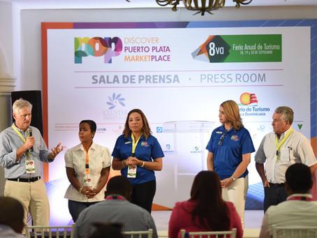 Líderes de Puerto Plata proyectan cerrar 2019 con aumento de turistas vía aérea y marítima