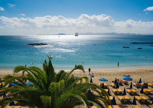 Playa Blanca-Playa Dorada