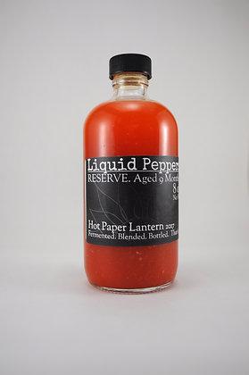 Liquid Peppers - Hot Paper Lantern