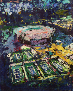 US Open Grounds 24x30