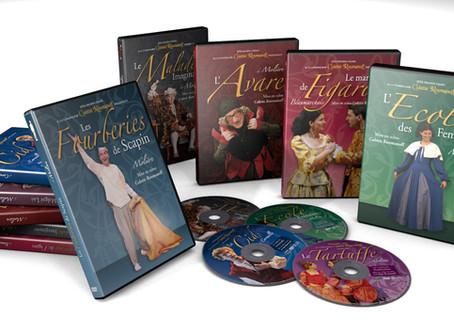 LA COLLECTION DE DVD CLASSIQUE