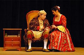 Isabelle Laffitte et Renaud de Manoel
