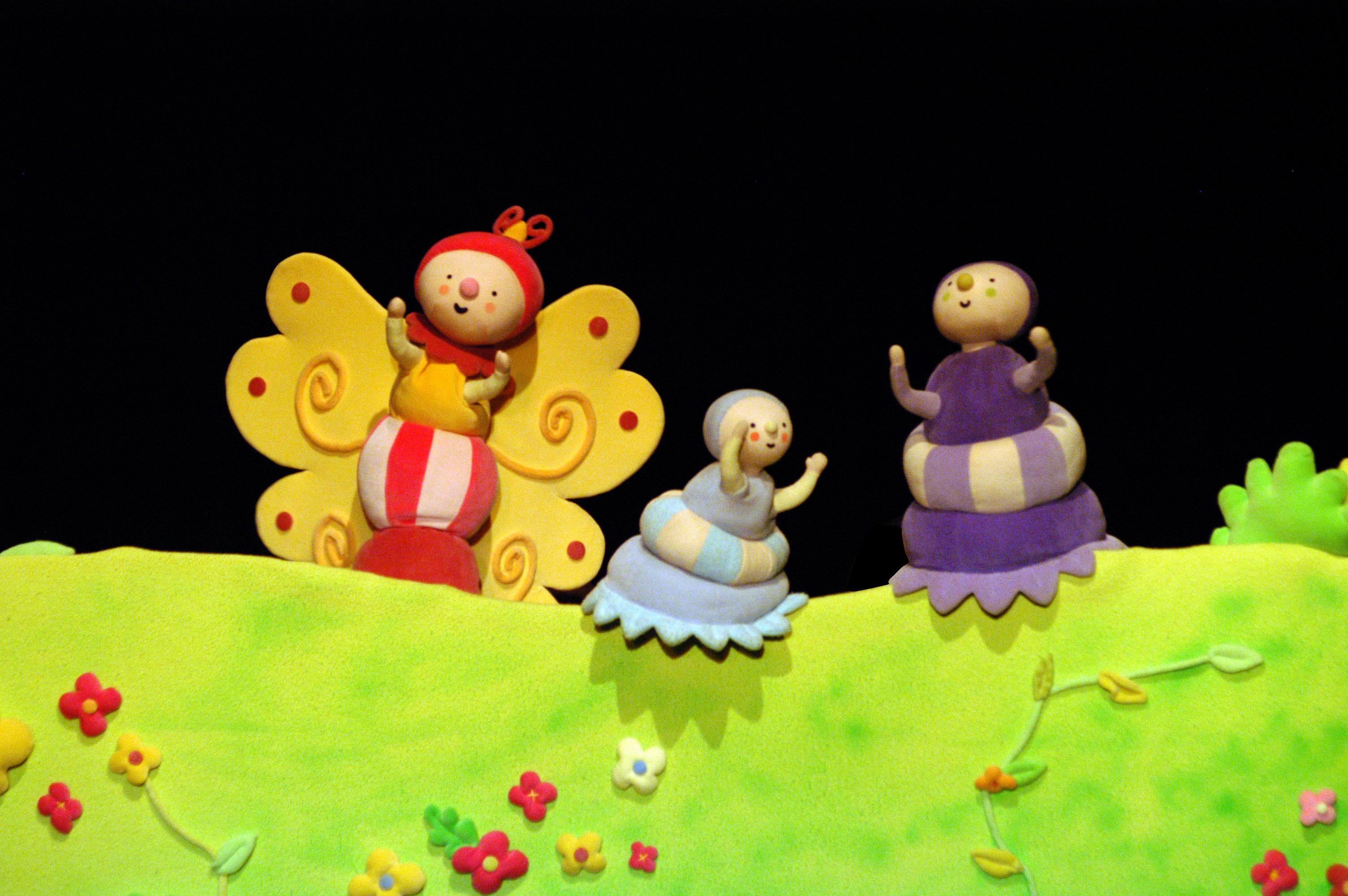 Doum Dim et maman papillon-39