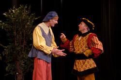 Arnolphe et Horace