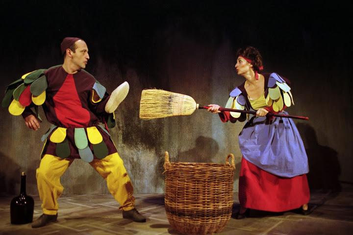 Sganarelle et Martine