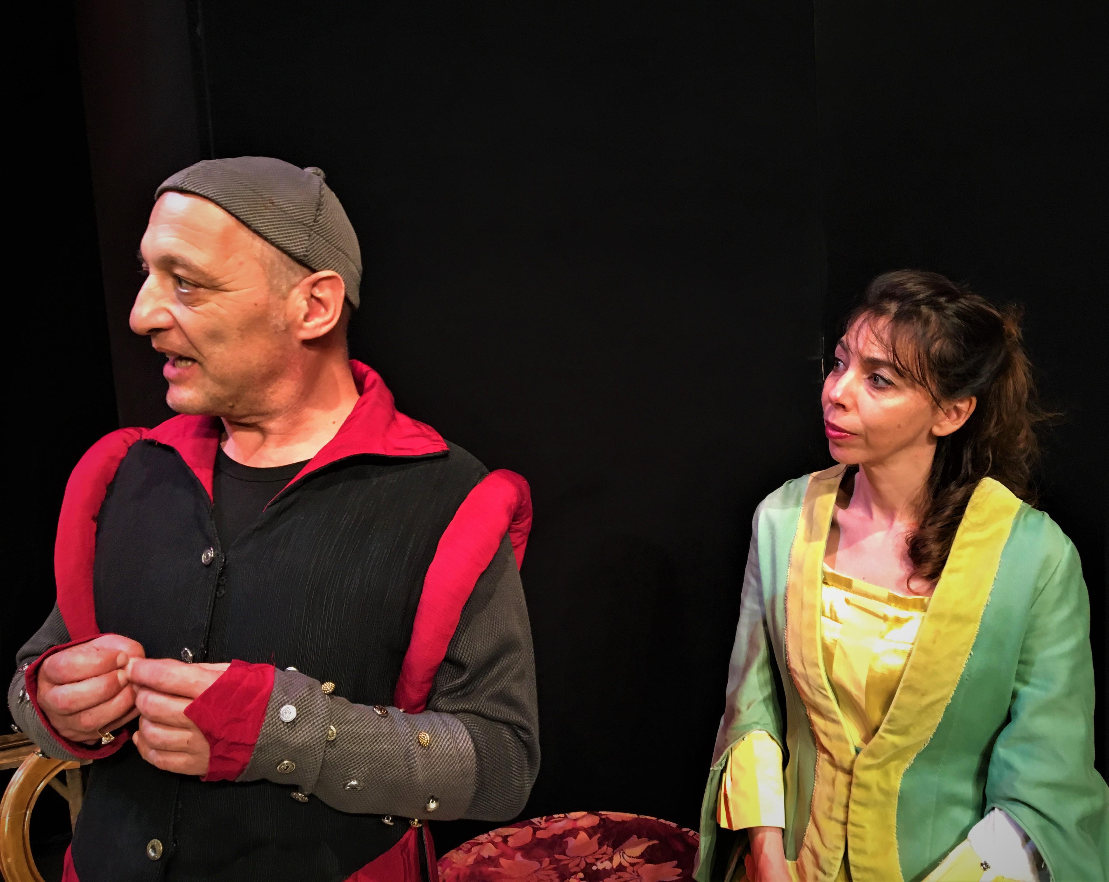 Harpagon et Elise
