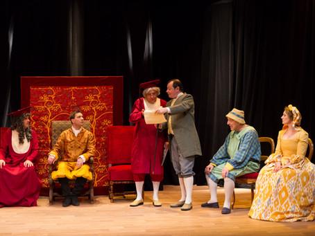 Le Mariage de Figaro de Beaumarchais!