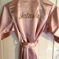 Silk Dressing Gowns