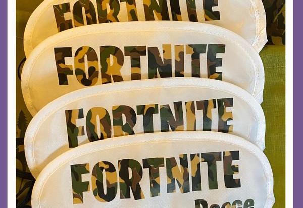 Fortnite Eye Masks