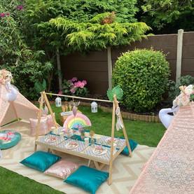 Unicorn Luxury Picnic