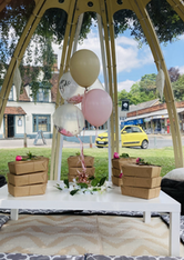 Hen Party Dome Hire