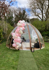 Dome Hire with Balloons