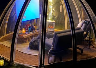 Movie Night Dome