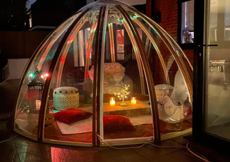 Lounge Dome Hire