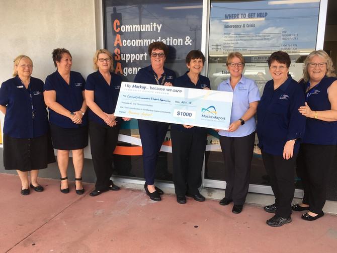 IFly Mackay Community Grants Program