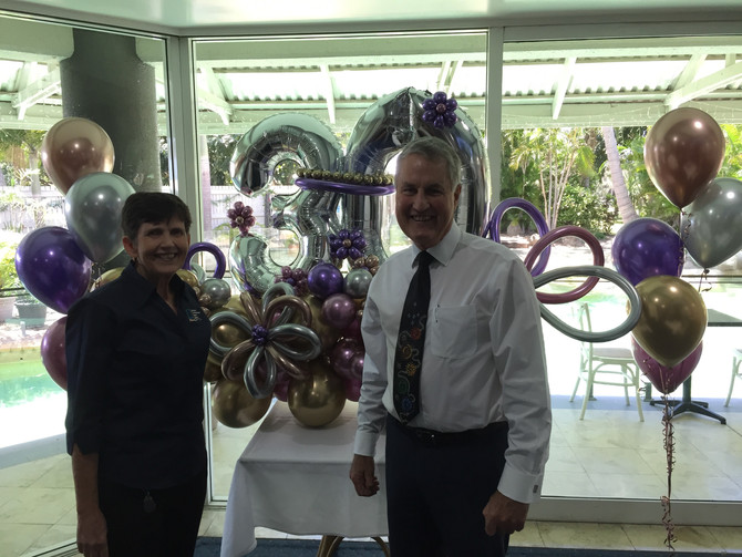 Celebrating 30 years of dedication to CASA