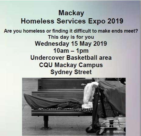 Mackay Homeless Services Expo 2019