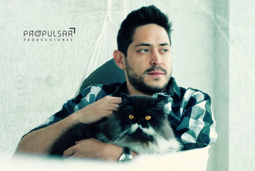 Modelo Sebastián  y  Morrison   Lugar Domicilio  Fotógrafo Jorge Salazar @jorgesalazar