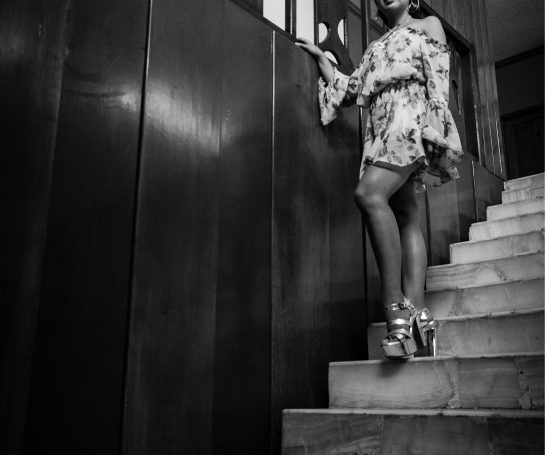 Modelo Nicole  Lugar  Catedral de Montecristi   Fotógrafa  Andrea Rodríguez @ocu.ishtar(1)