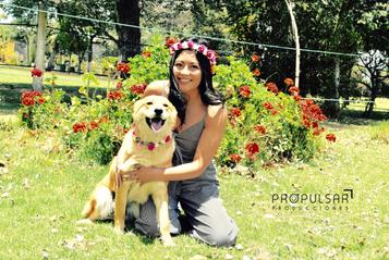 Modelo Andrea y Luna  Lugar Hosteria La Ponderosa @hosterialaponderosa Fotógrafo Edison