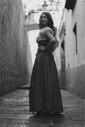 Modelo Sylvia  Lugar  La Ronda  Fotógrafo Jorge Salazar @jorgesalazar