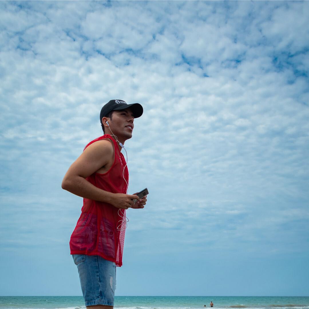 Modelo Jonathan Lugar Playa El Murciélago de Manta  Fotógrafa Andrea Rodríguez @ocu.ishtar