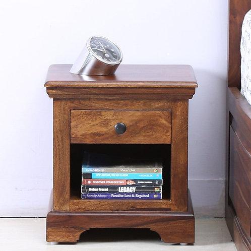 Bedside Wooden Polished Furniture PAC