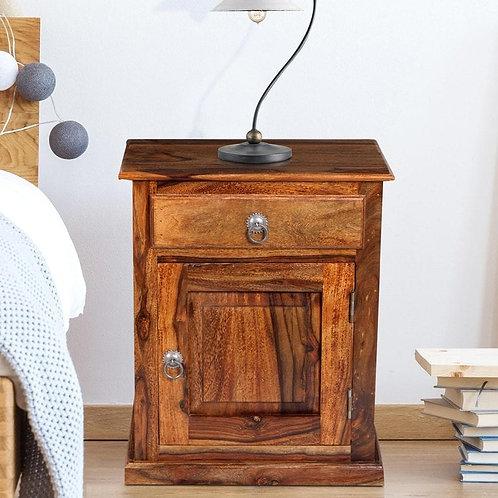 Wooden Bedside Polished Furniture