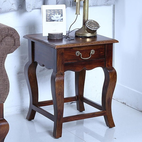 Bedside Polished Wooden Furniture PAC