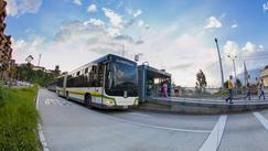 Integración con el sistema de transporte masivo
