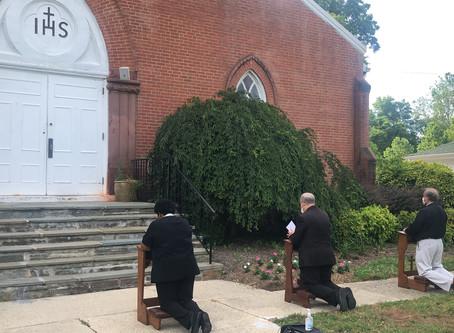 Upper Marlboro Ecumenical Prayer Vigil