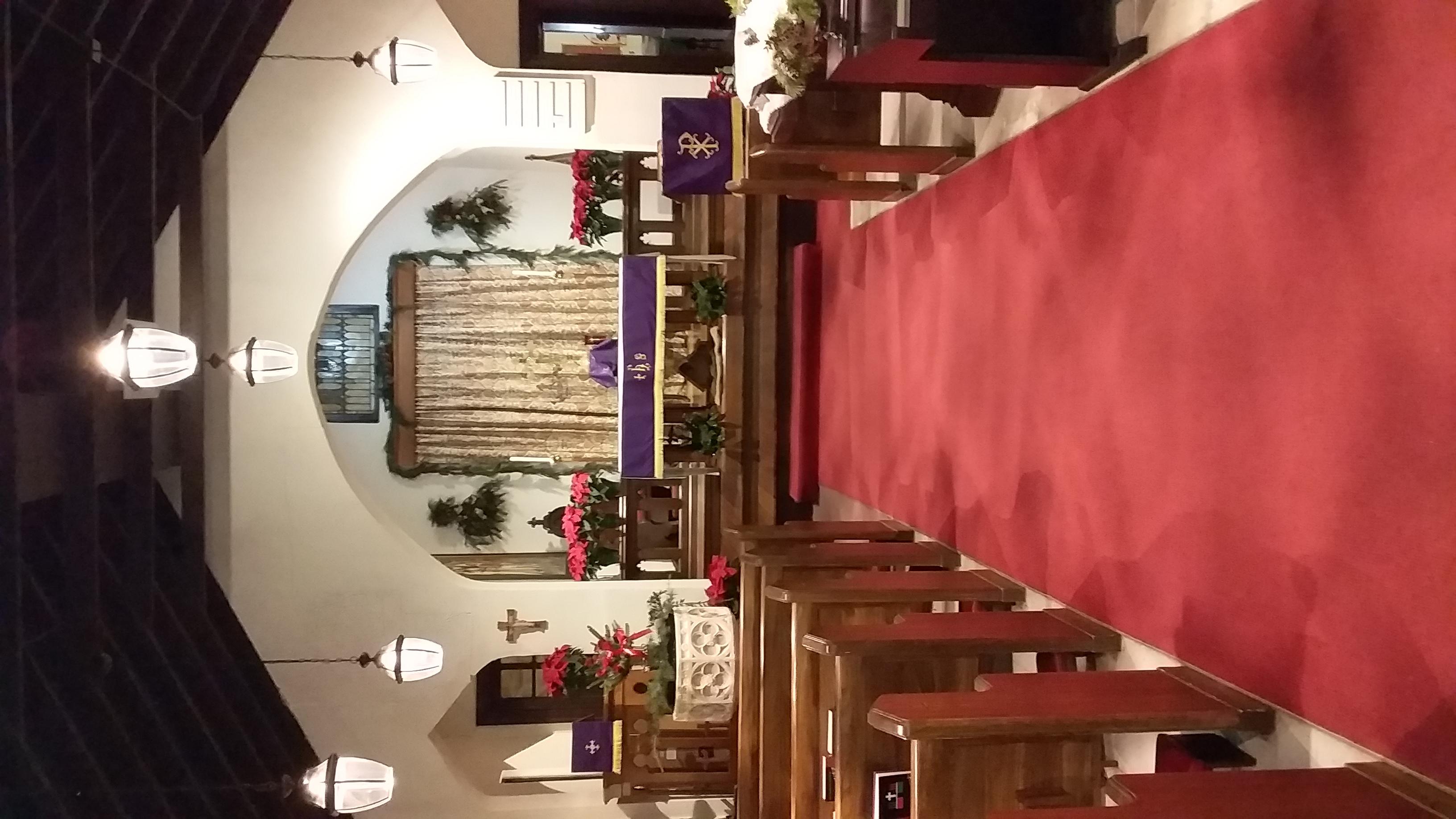 Chapel Dec 2018