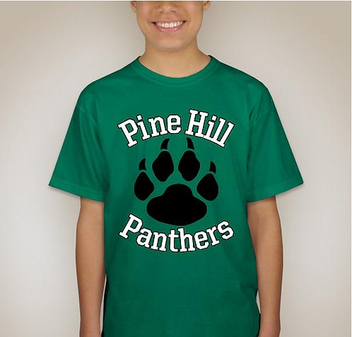 Pine Hill Short-Sleeved T-Shirts