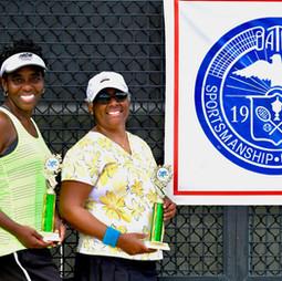 Women's doubles 45 champions .jpg