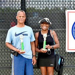 Mixed doubles 65 & Over, champions: Stribling, Rachel / Morrison, Karl .jpg