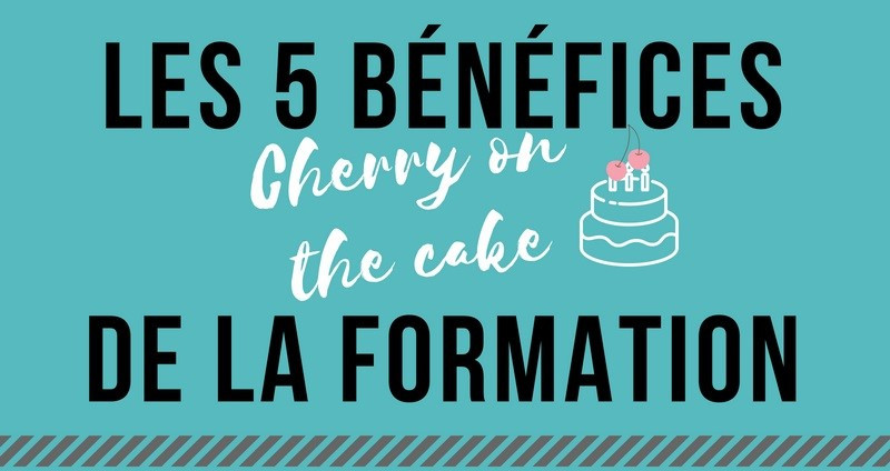 formation bénéfices cherry on the cake gouriadec