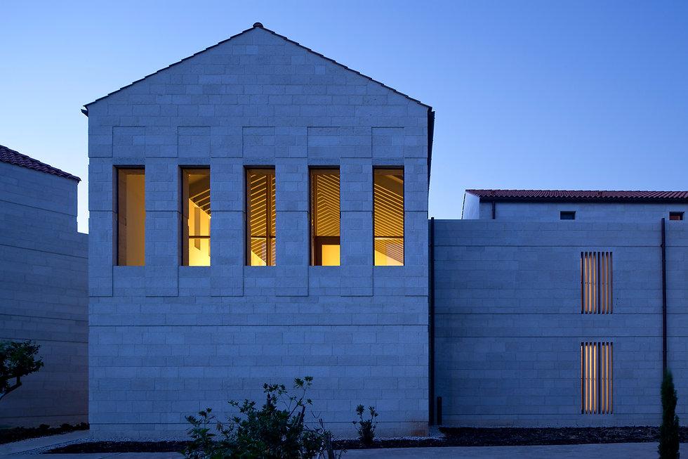 Kloster Tabgha_Neubau I HILLINGER ARCHITEKTEN