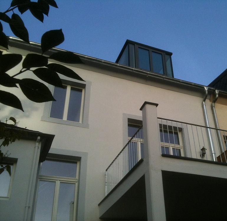 Stadthaus in Trier I HILLINGER ARCHITEKTEN