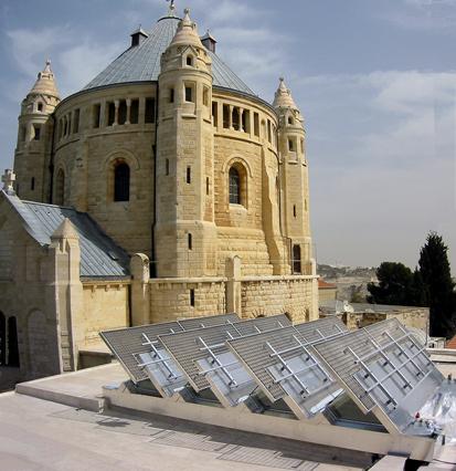 Benediktinerabtei Dormitio Jerusalem