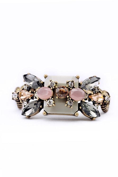 Zoey Vintage Goldtone Bracelet
