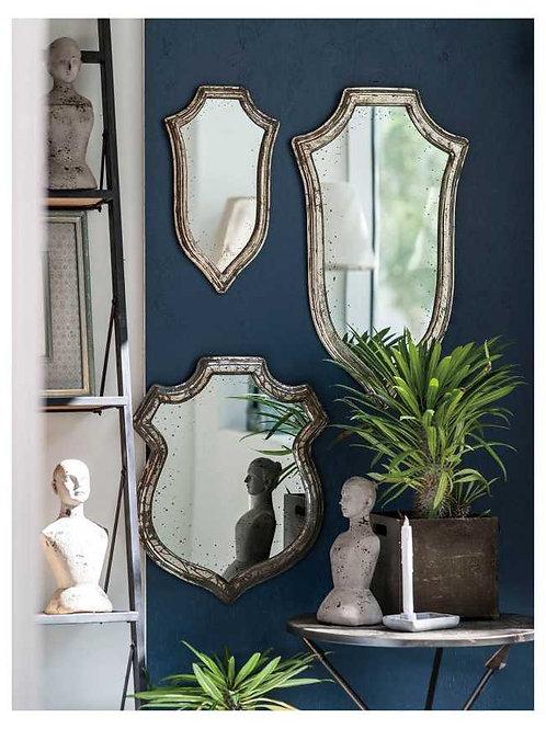 """Empire Crest Mirror,Medium 18.5""""x31.5"""""""
