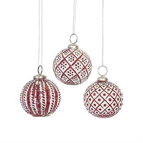 Oslo Ornament, Sm A3