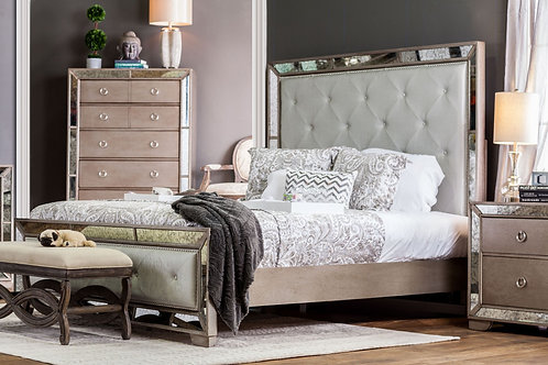 Loraine Platform Bed King