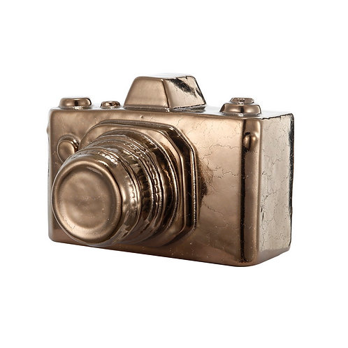 Rose Gold Ceramic Nostalgia Camera