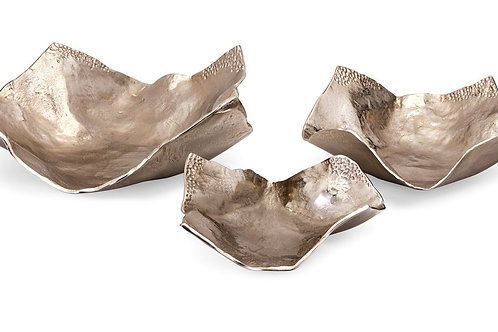 Chapman Decorative Wavy Trays - Set of 3
