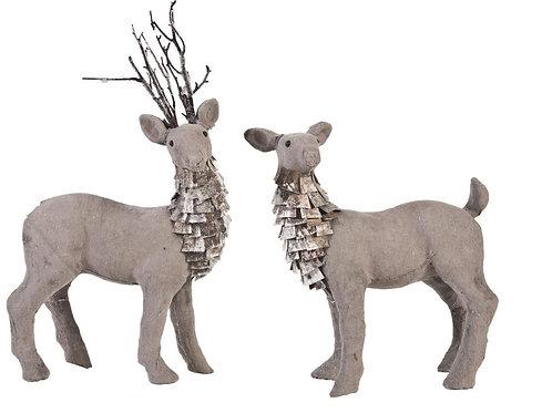 S/2 standing Deer