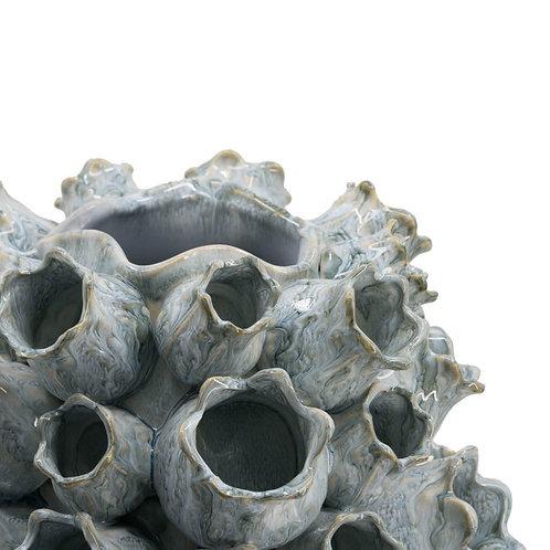 Coral Inspired Ceramic Vase