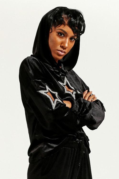 Velvet Star Hoodie